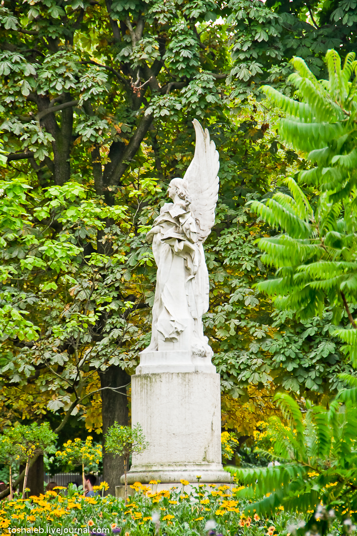 Люксембургские сады-7