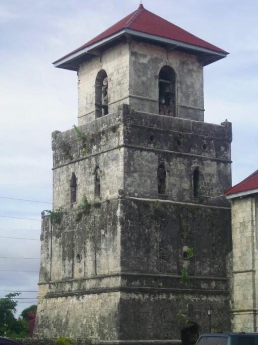 Magnitude 7.2 Earthquake Hits Bohol, Philippines