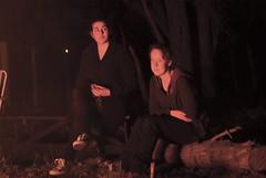 Bonfire and Picnic at Revels