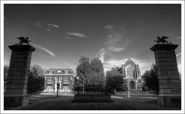 East Entrance, Tower Grove Park