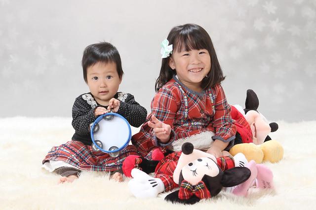 姉妹写真1