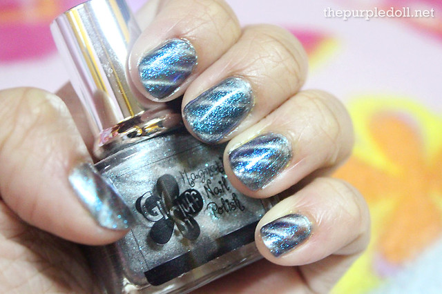 Magnetic Polish Ice Queen