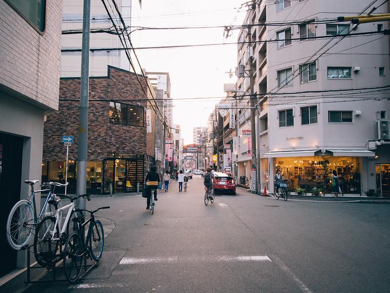 大阪漫遊 【單車地圖】<br>大阪旅遊單車遊記 大阪旅遊單車遊記 11003222425 7e04e839f7 c