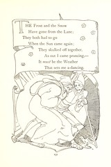 """British Library digitised image from page 135 of """"Red Apple and Silver Bells. A book of verse for children ... Illustrated by A. B. Woodward"""""""