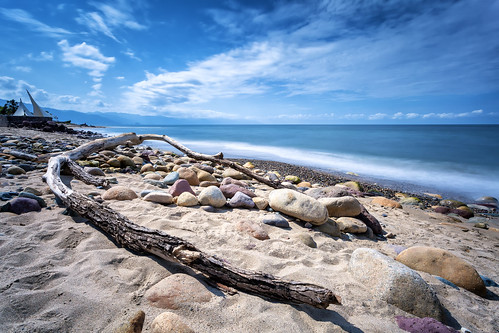 longexposure travel beach clouds landscape mexico day cloudy pov international driftwood malecon puertovallarta swa superwide oceanpacificocean leefoundation leebigstopper neutraldenstiy