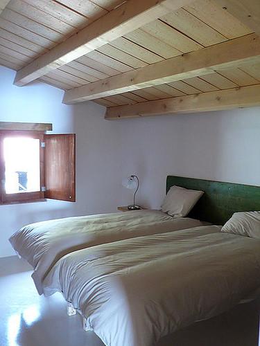El Serradell_bedroom