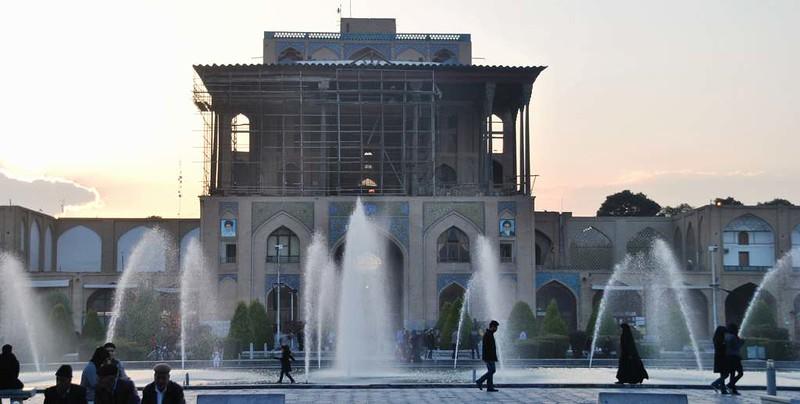 77 Plaza del Iman Khomeini en Isfahan (215)