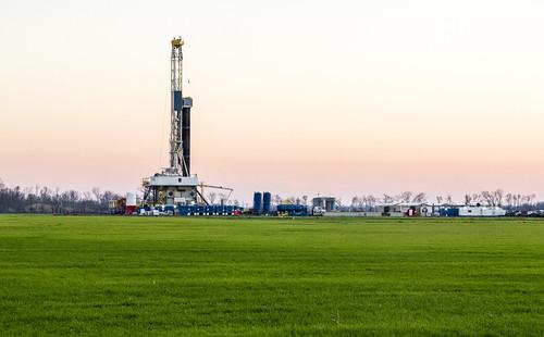 Natural Gas Rig