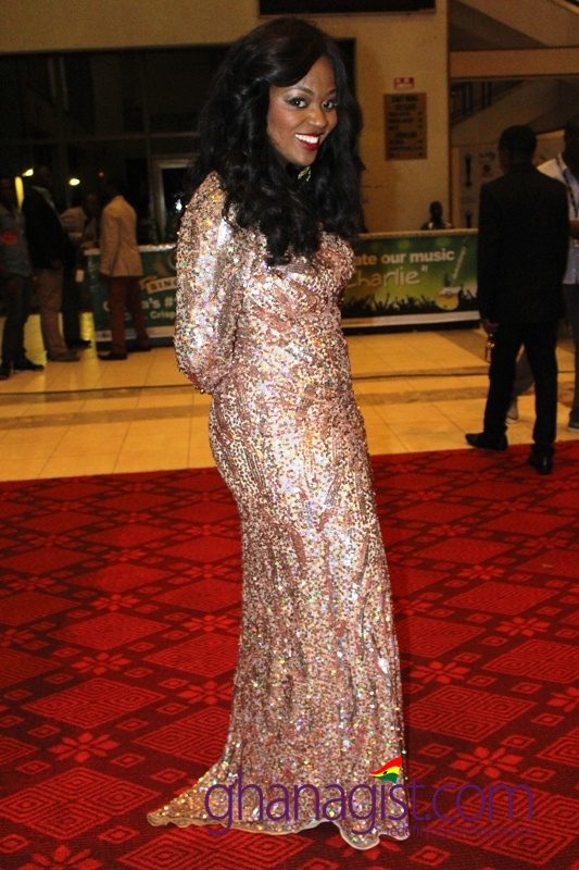 Jackie Appiah at Ghana Movie Awards 2013