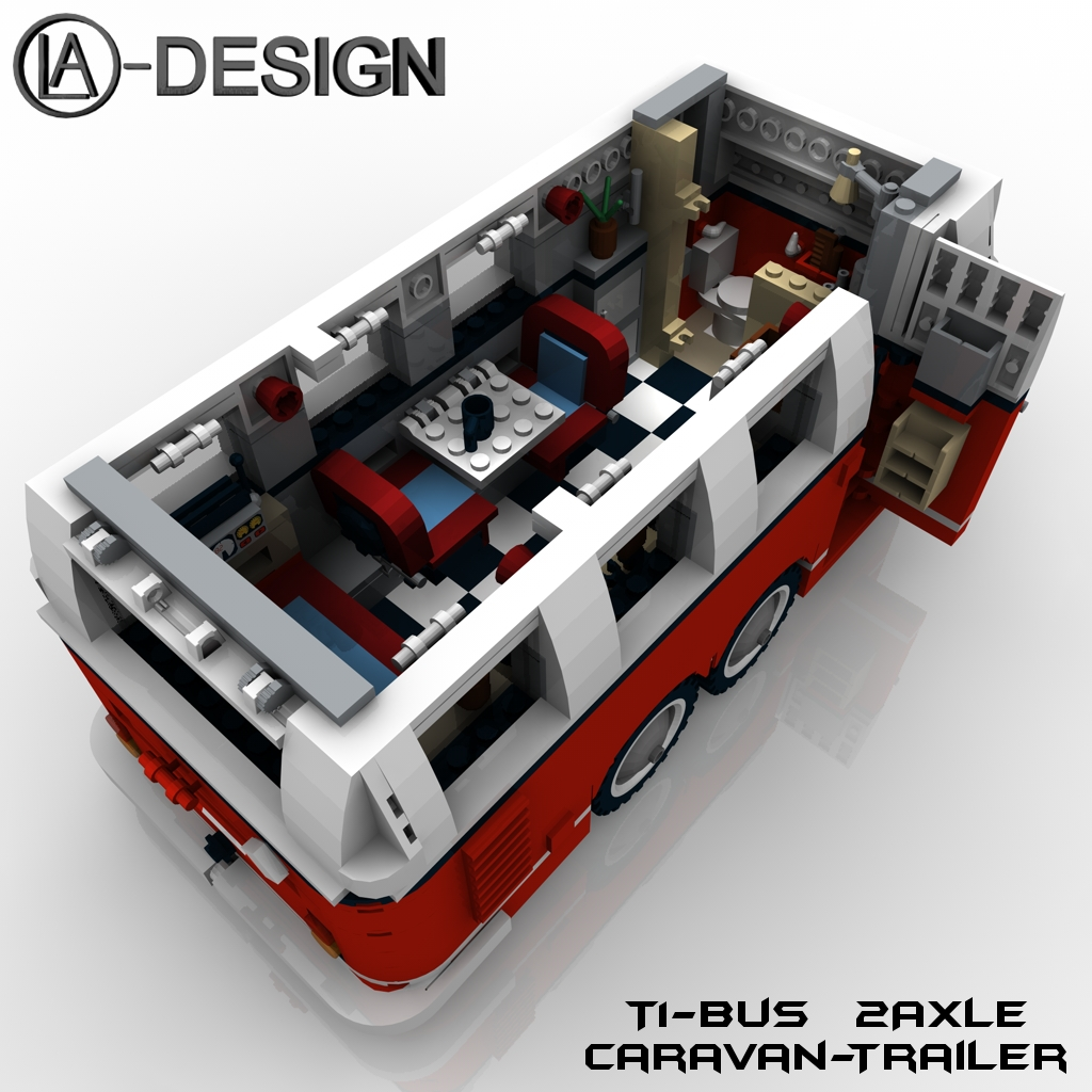 How To Build A Lego Small Double Decker Buss