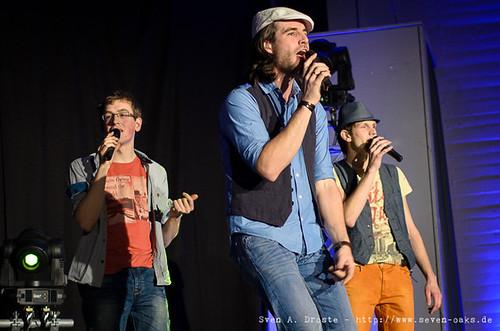 Joachim Geibel, Tobias Malms & Yannick Flaskamp / Mit ohne Alles (SAD_20131214_NKN3171)