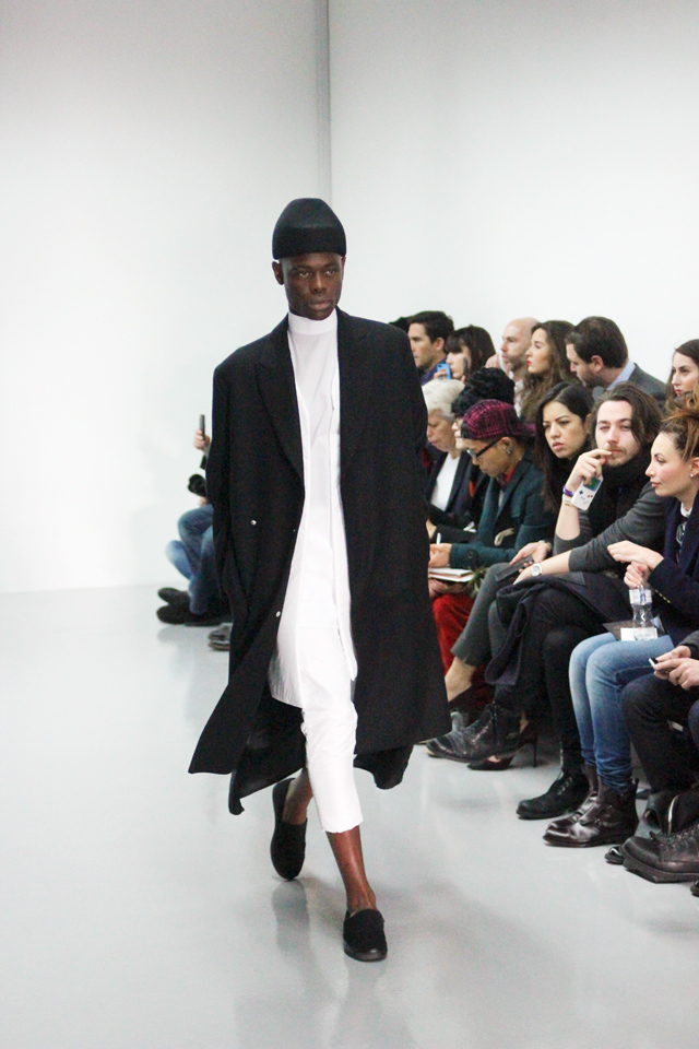 London Collections: Men Agi & Sam AW14