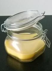 Klaret smør (fast)