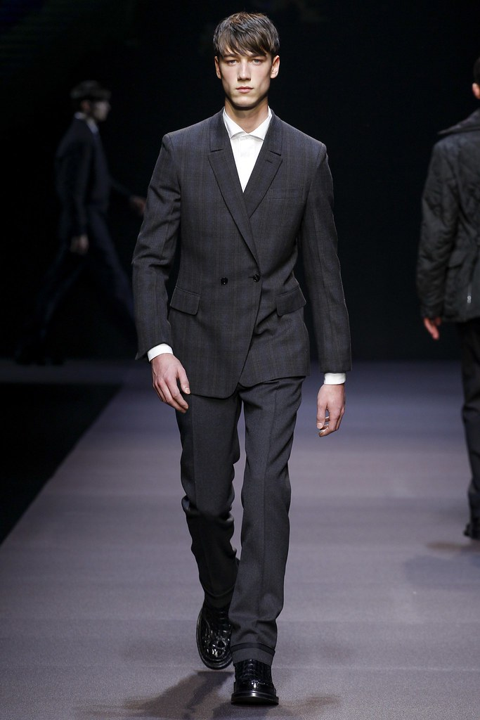 FW14 Milan Ermenegildo Zegna009_Harvey James(VOGUE)