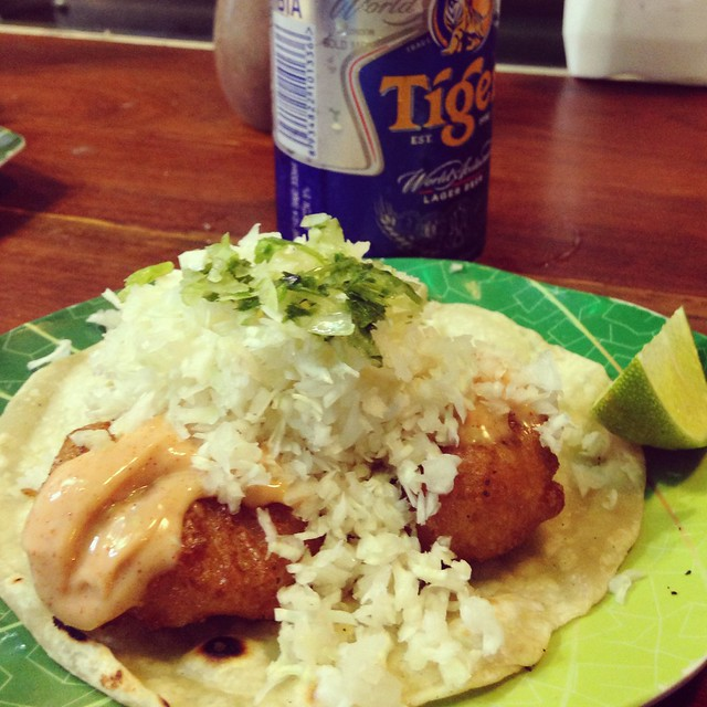 One month in vietnam our top 20 experiences zink year for Best fish taco recipe in the world