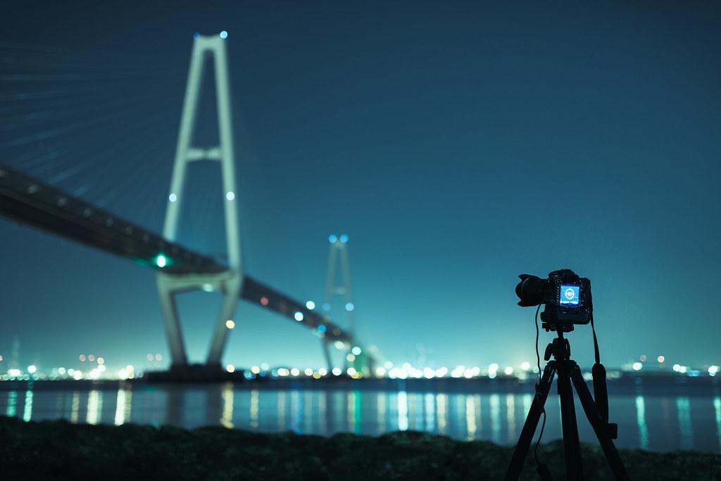 名港トリトンの夜景 | Nikon D600 + SIGMA 35mm F1.4 DG HSM