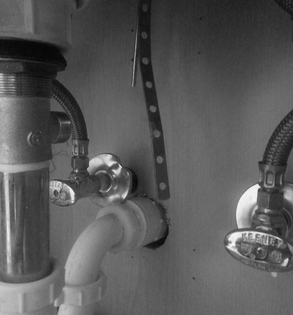 under-sink