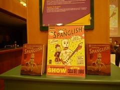 Presentación Libro Typical Spanglish de Sergio Mora