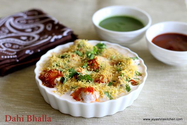 Dahi bhalla