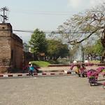 Chang Phuak Gate görüntü.