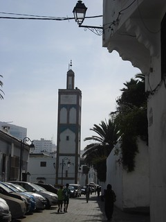 Old part in Casablanca
