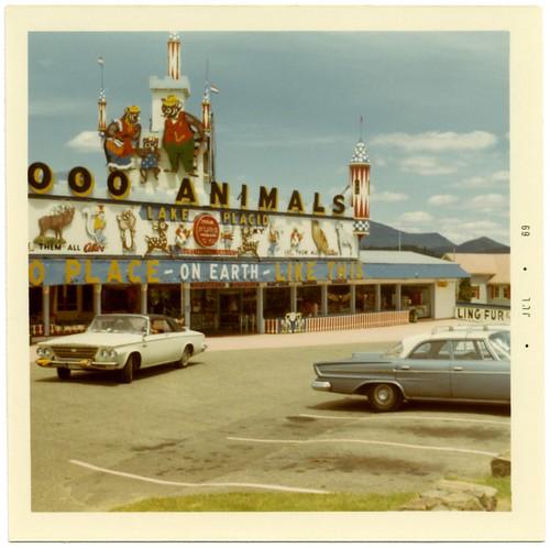 Home of 1000 Animals, Lake Placid, N.Y., 1969