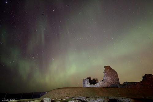 Jarlshof aurora 2
