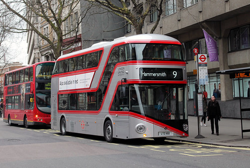 Route 9, London United, LT150, LTZ1150