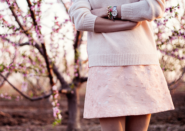 cos sweater, topshop skirt ,אפונה בלוג אופנה, israeli fashion blog