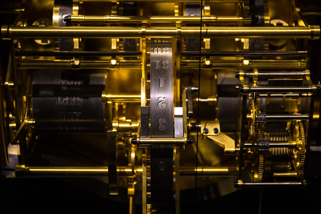 World's Most Precise Mechanical Clock