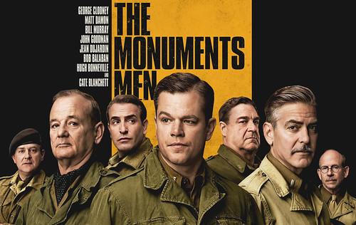 Reseña cine: Monuments Men