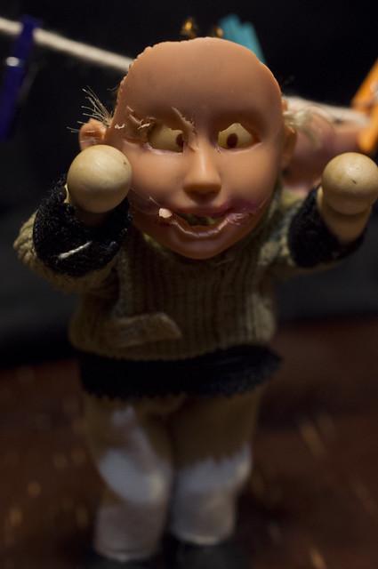 Ed Gein Barbie