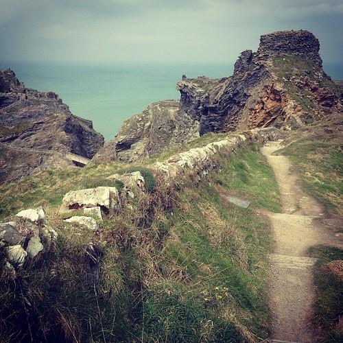 #tintagel #tintagelcastle #tintagelcornwall #coast #coastal #sea #seaside #cornwall #coastline #countryside #cliffs #castle #scenic #scenery #landscape