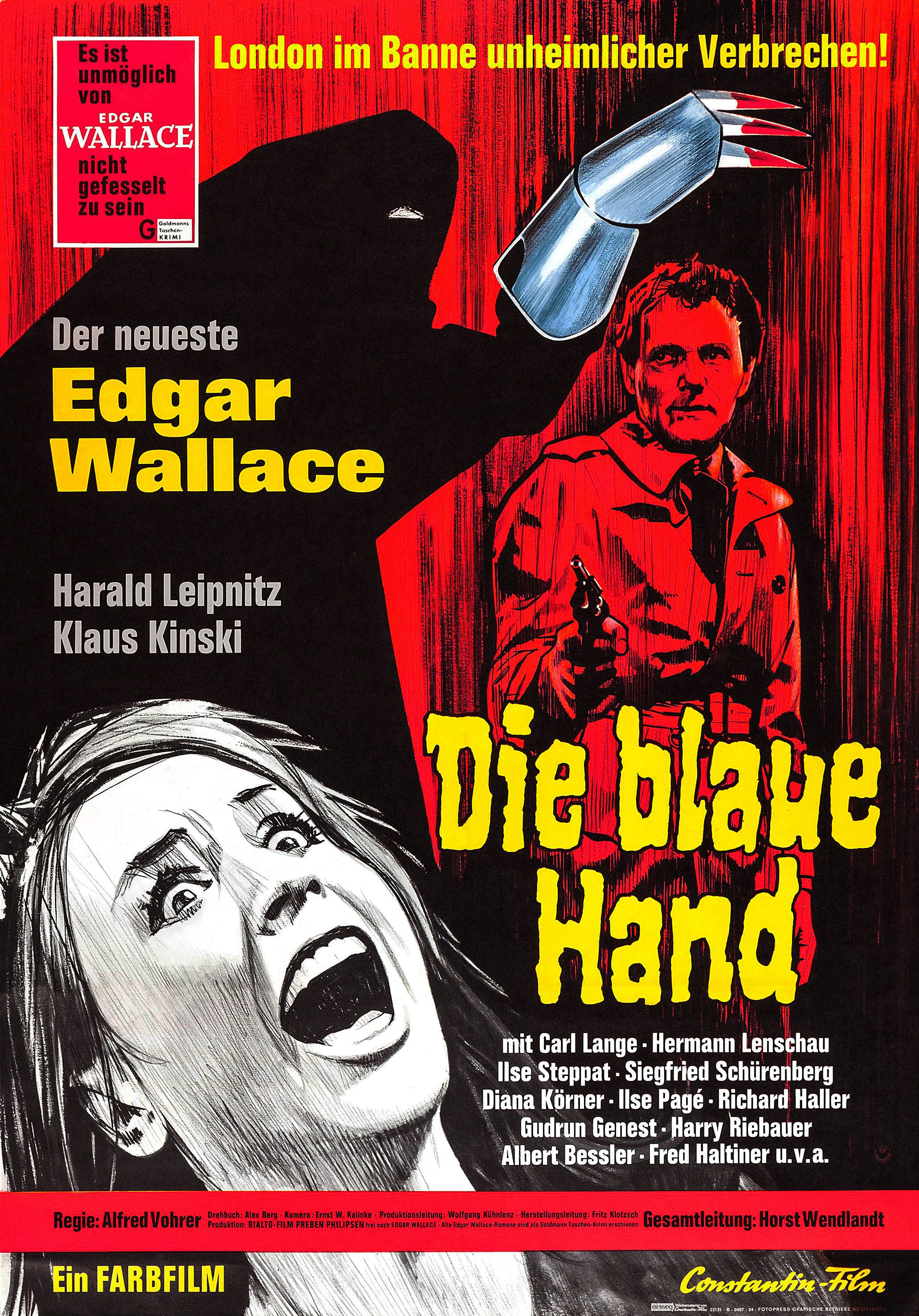 Creature with the Blue Hand (1967)
