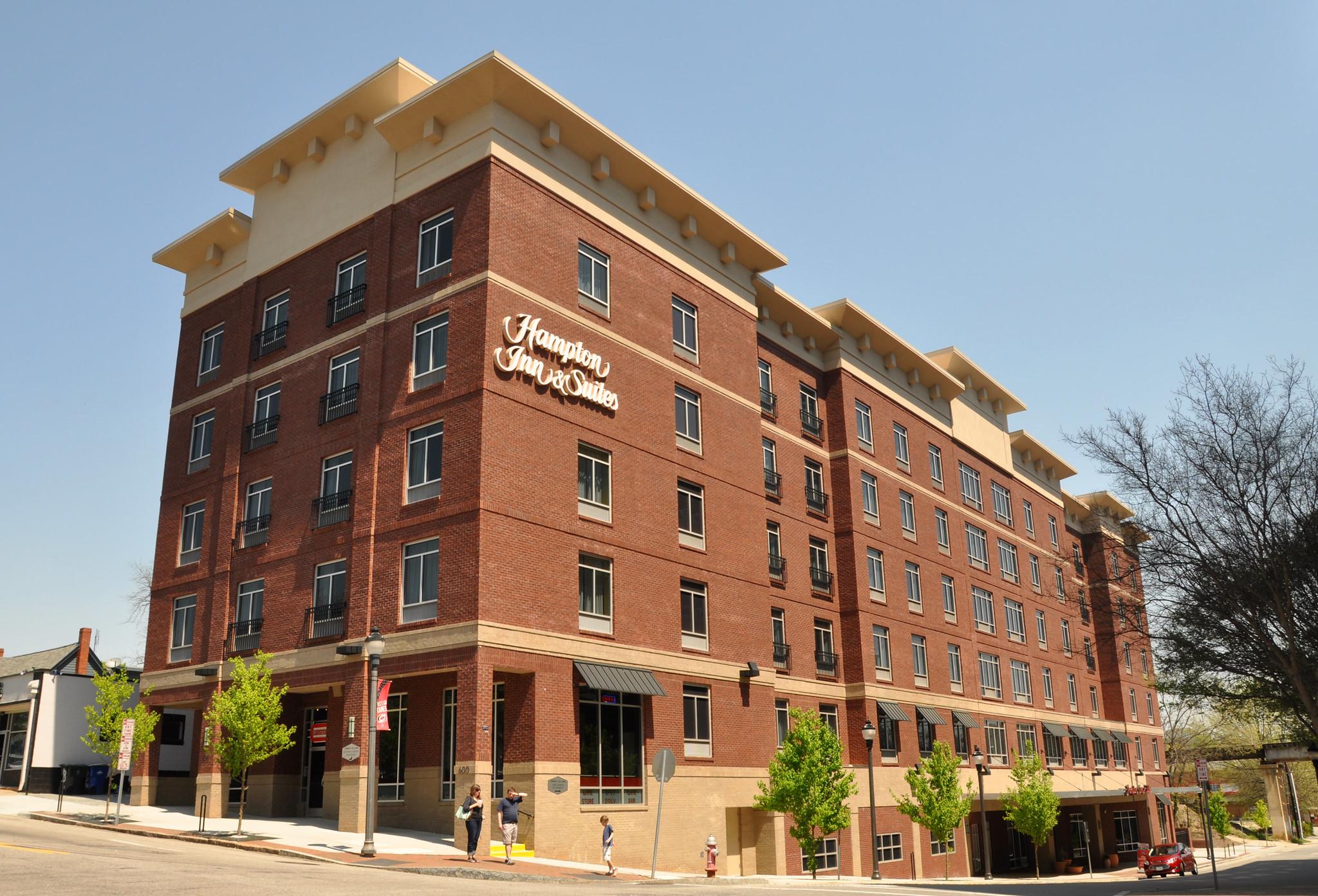 Hampton Inn Downtown Mobile Alabama Hotel