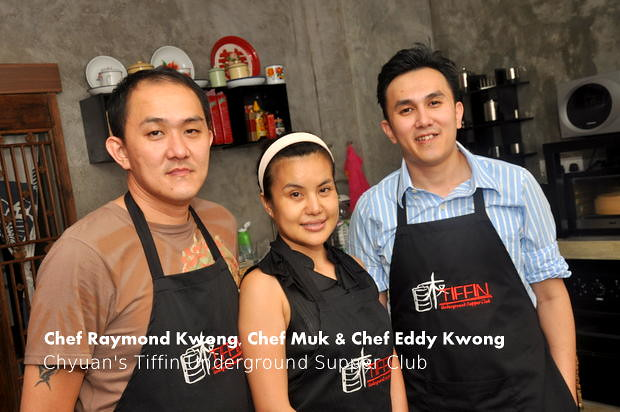 Chyuan's Tiffin Underground Supper Club