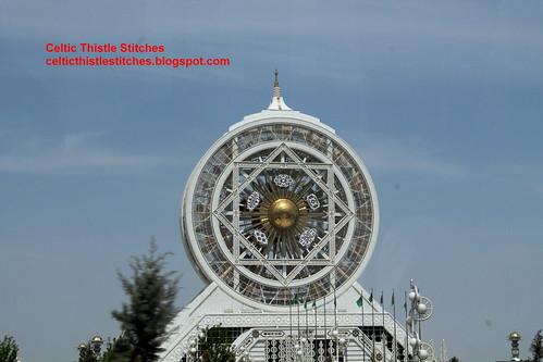 Ashgabat Ferris Wheel
