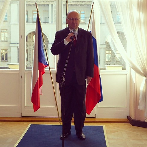 #beer #посол #Чехии #пиво #bernardova