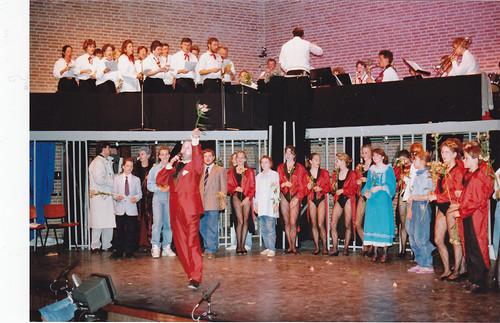 175-jarig bestaan Gymnasium Beekvliet