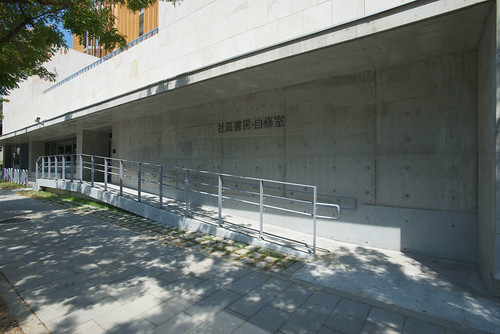 張瑪龍+陳玉霖建築師事務所 - 台南市裕文圖書館