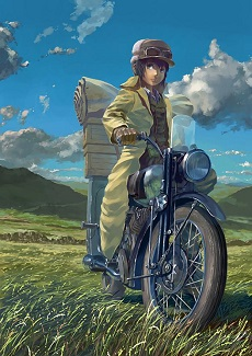 Kino no Tabi: The Beautiful World - Tou no Kuni - Kino's Journey: Tower Country | Kino no Tabi: Tower Country/Free Lance | Kino's Travels | Kino no Tabi Episode 00