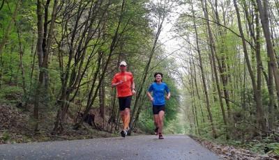 V posledním týdnu před maratonem už tréninkové manko nedoženete, říká Petr Vabroušek
