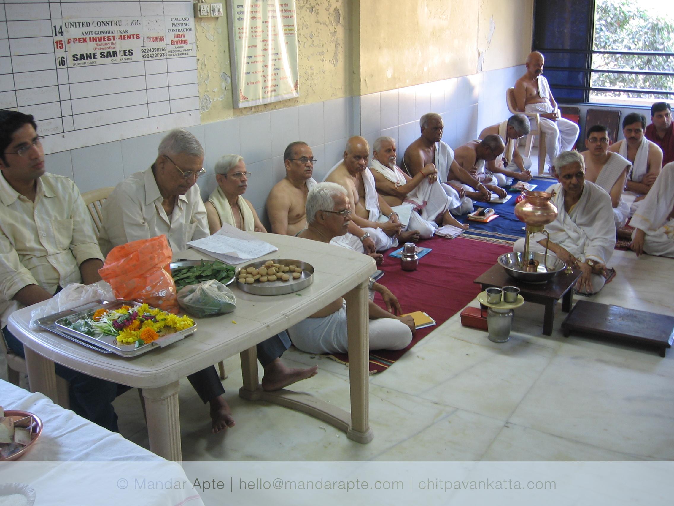 Mahashivaratri at Chitpavan Sangha Mulund 10th March 2013 06