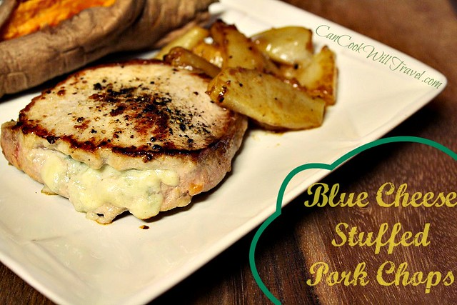 how to cook stuffed pork chops from hyvee