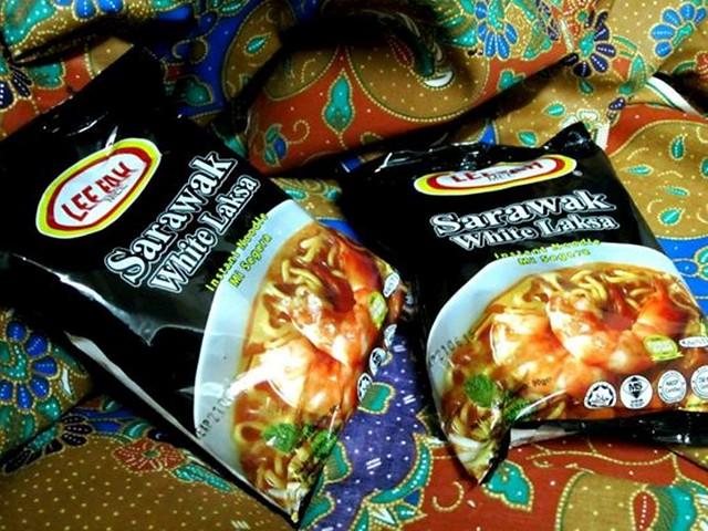 Lee Fah Sarawak white laksa 1