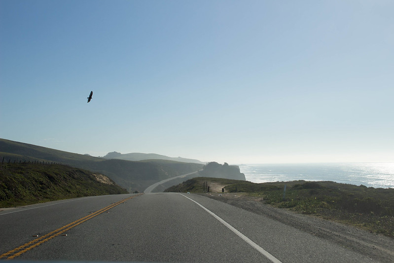 California roadtrip, Highway 1