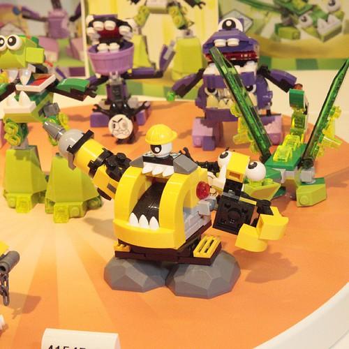 #LEGO #Mixels #toys #WorldToyTour #Nuremberg #ToyFair