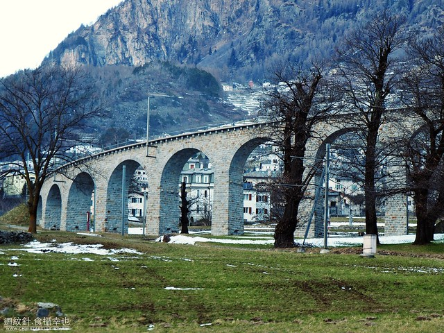 伯尼納列車 Bernina Express