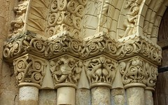 Eglise de Varaize, Saintonge