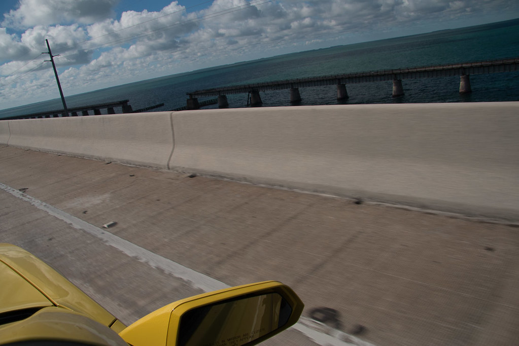 Overseas Highway Drive Florida Keys